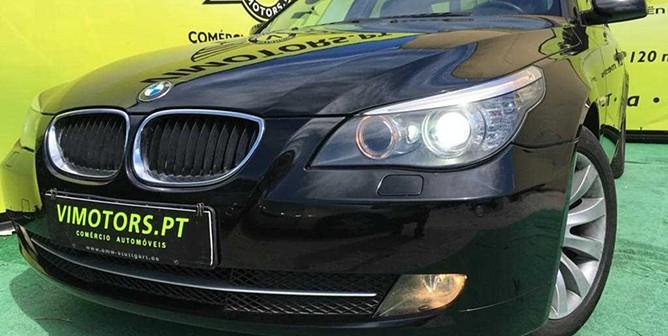 BMW Série 5 520 d (177cv) (4p)