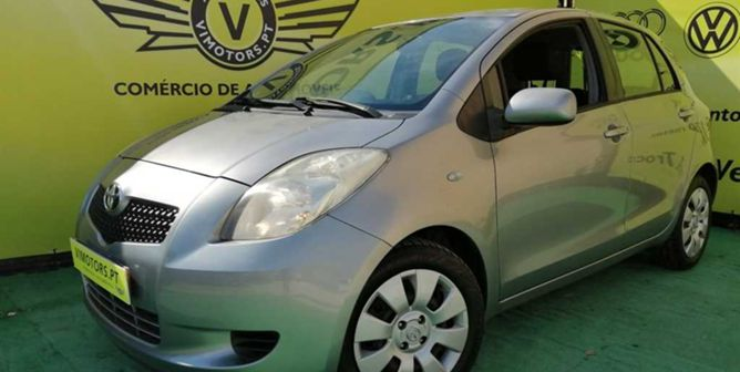 Toyota Yaris 1.0 VVT-i Rock in Rio (69cv) (5p)