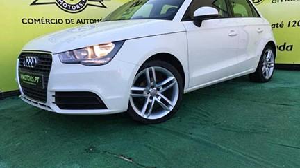 Audi A1 Sportback 1.2 TFSI Sport (86cv) (5p)