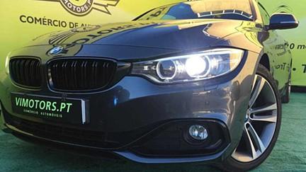 BMW Série 4 420d Line Sport Aut. (184cv) (2p)