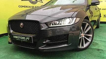 Jaguar XE 2.0 D R-Sport Aut. (180cv) (4p)