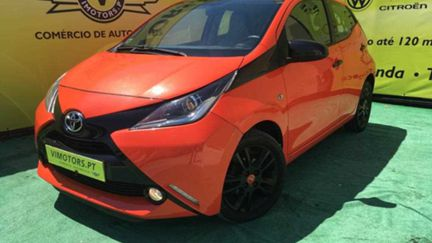 Toyota Aygo 1.0 Orange Edition (68cv) (5p)