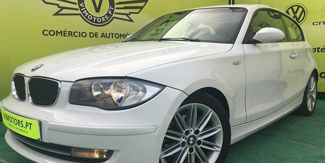 BMW Série 1 118 d (143cv) (3p)