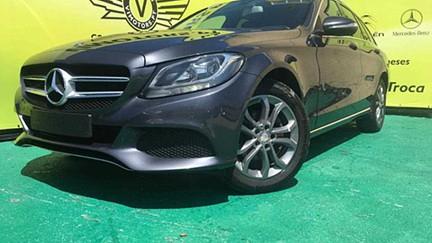 Mercedes-Benz Classe C 200 BlueTEC Avantgarde (136cv) (5p)