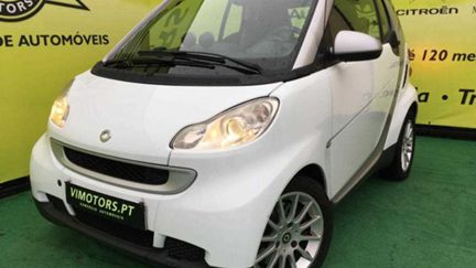 Smart Fortwo 1.0 Passion 71 (71cv) (3p)