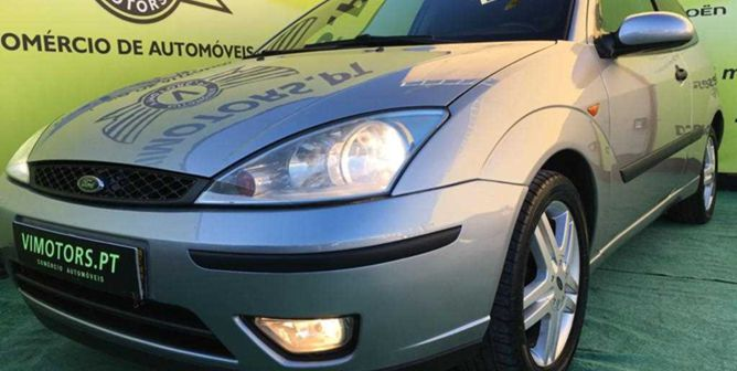 Ford Focus Sport Van 1.8 TDCi (115cv) (3p)