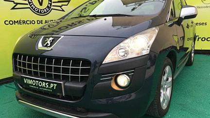 Peugeot 3008 1.6 e-HDi Executive CMP6 (112cv) (5p)