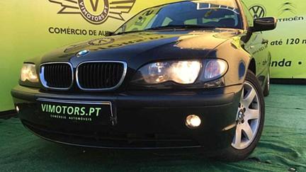 BMW Série 3 320 da (150cv) (4p)