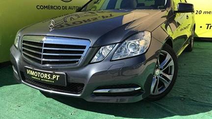 Mercedes-Benz Classe E 250 CDi Avantgarde BlueEf. Auto. (204cv) (4p)