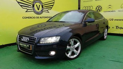 Audi A5 Sportback 2.0 TDi Multitronic (143cv) (5p)