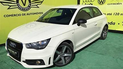 Audi A1 1.2 TFSI S-line (86cv) (3p)
