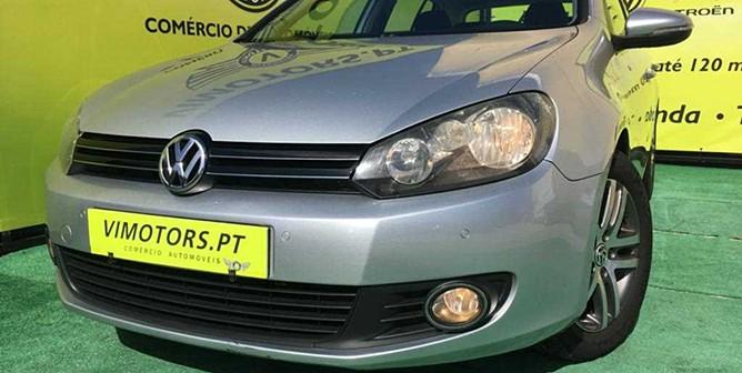 Volkswagen Golf 2.0 TDi Trendline (110cv) (5p)