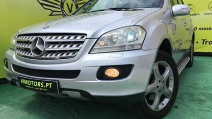 Mercedes-Benz Classe ML 320 CDi (224cv) (5p)