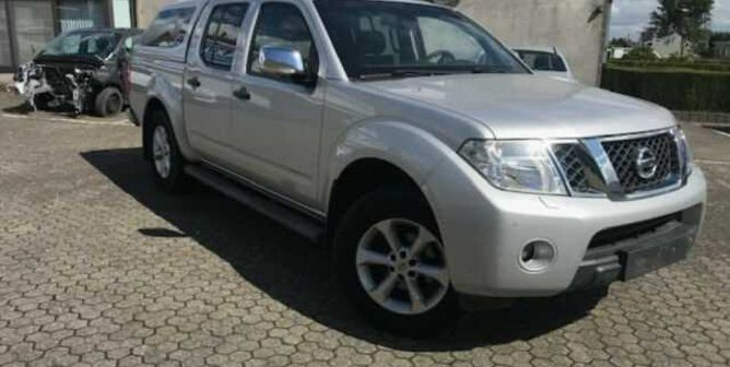 Nissan Navara 2.5 dCi CD SE 4WD (190cv) (4p)