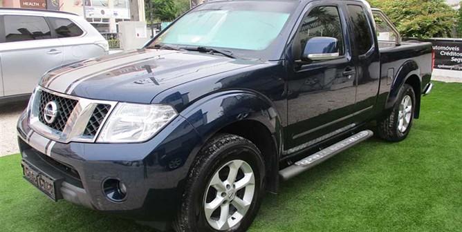 Nissan Navara 2.5 dCi CD LE 4WD (190cv) (4p)