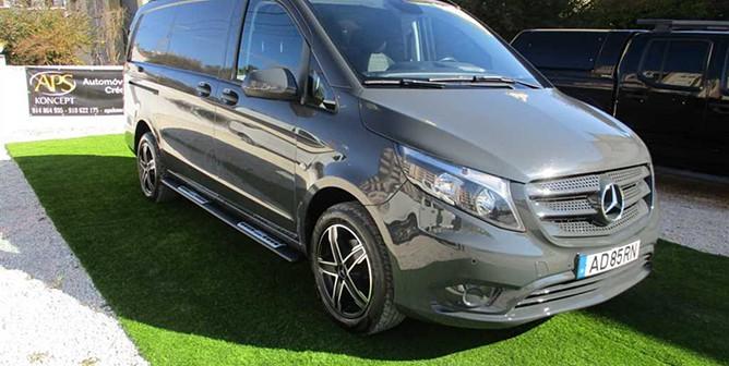 Mercedes-Benz Vito 116 CDi/32 (163cv) (4p)