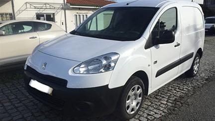 Peugeot Partner 1.6HDI 90CV 3LUG A.C. IVA DEDUTIVEL