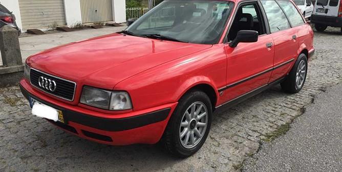 Audi 80 Avant 1.9 TDI (90cv) (5p)