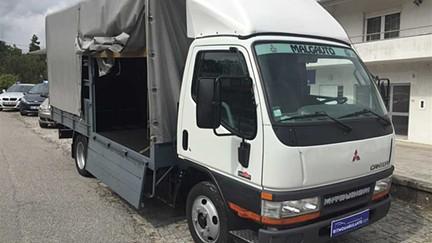 Mitsubishi Canter 3.0Di-D 125CV Ligeira Iva dedutivel