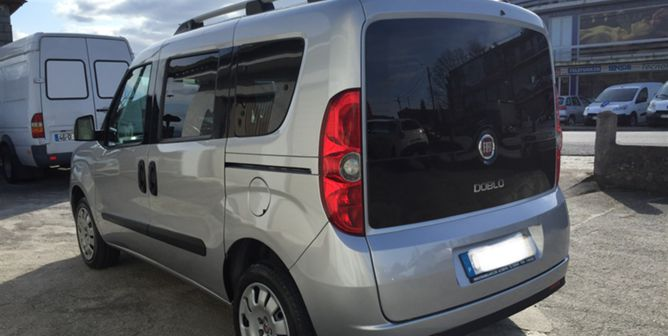 Fiat Doblo 1.3 M-Jet 7L Start&Stop (90cv) (5p)