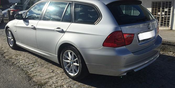 BMW Série 3 318 d Touring Line Sport (143cv) (5p)