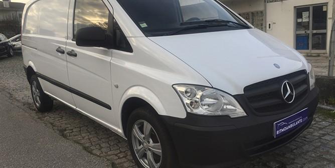 Mercedes-Benz Vito 110 CDi/32 (95cv) (4p)