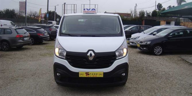 Renault Trafic 1.6 DCI  L1 H 1