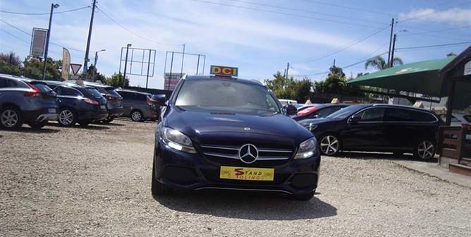 Mercedes-Benz Classe C 180 BlueTEC Avantgarde 7G-TRONIC (115cv) (5p)