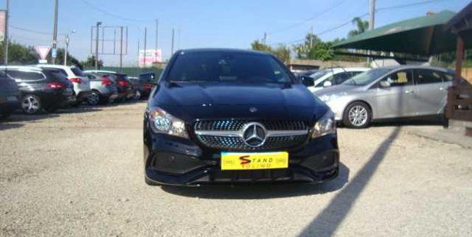 Mercedes-Benz Classe CLA 180d Shooting Brake AMG (109cv) (5p)