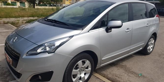 Peugeot 5008 1.6 HDi Allure (115cv) (5p)