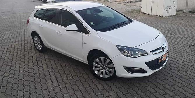 Opel Astra 1.6 CDTI Dynamic S/S J16 (110cv) (5p)
