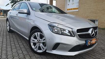 Mercedes-Benz Classe A 180 d Urban (109cv) (5p)