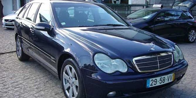 Mercedes-Benz Classe C 180 K Elegance (143cv) (5p)