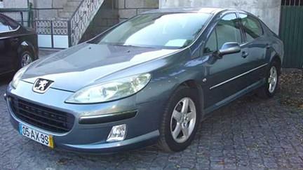 Peugeot 407 1.6 HDi Executive (109cv) (4p)