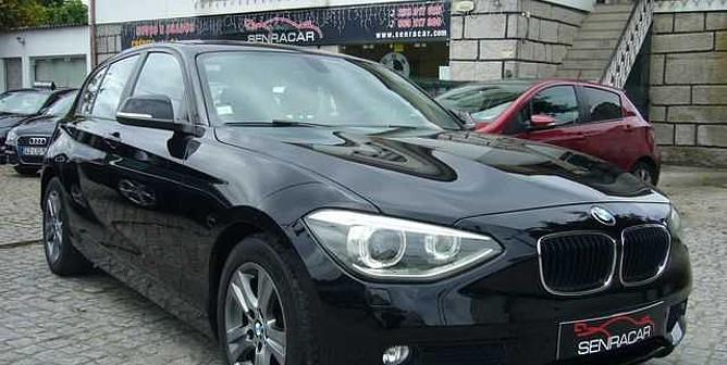 BMW Série 1 116 d Line Urban (116cv) (5p)