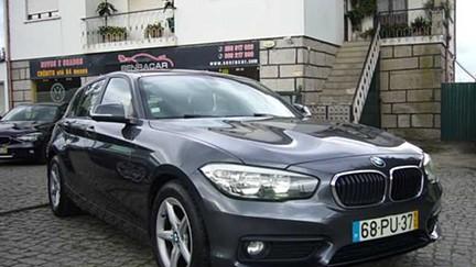 BMW Série 1 116 D  Efficient Dynamics / NACIONAL