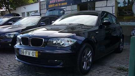 BMW Série 1 118 D  (143 Cv) / Nacional, Sport / 1º Dono