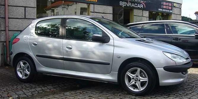Peugeot 206 1.1 Color Line (60cv) (5p)