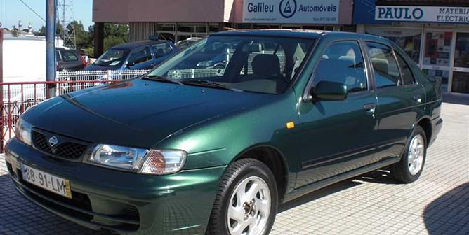 Nissan Almera 1.4 SLX (87cv) (4p)