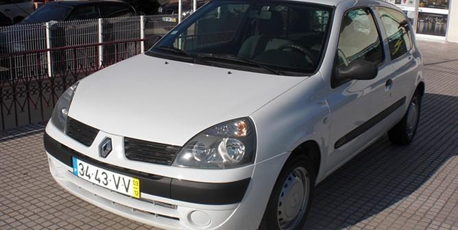 Renault Clio 1.5 dCi Pack (65cv) (3p)