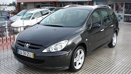 Peugeot 307 Break 1.6 HDi XT Premium (109cv) (5p)