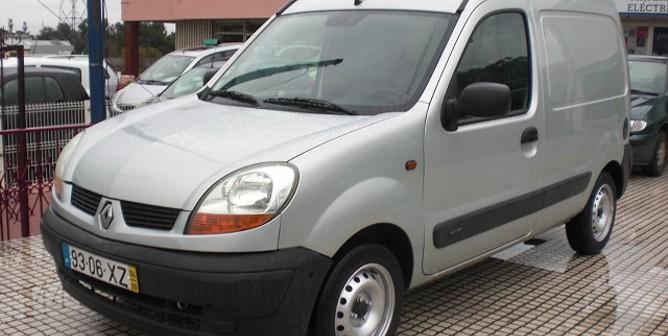 Renault Kangoo Kangoo 1.5 dCi 65 G. Confort (65cv) (5p)