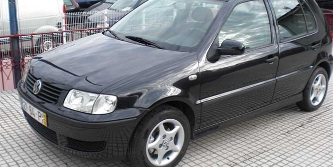 Volkswagen Polo 1.0 Confortline (50cv) (5p)