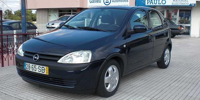Opel Corsa 1.2 16V Confort (75cv) (5p)