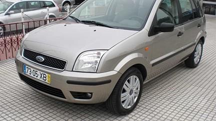 Ford Fusion 1.6 Elegance (100cv) (5p)