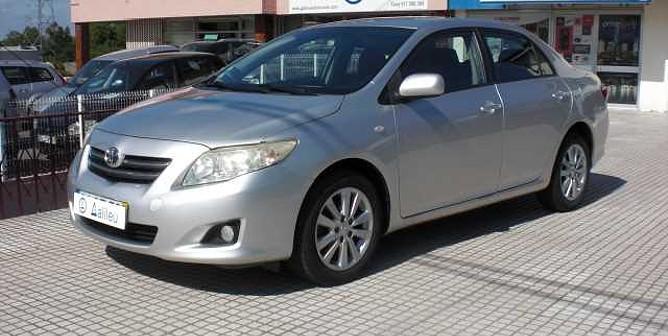 Toyota Corolla 1.4 D-4D Sol+PM MMT (90cv) (4p)