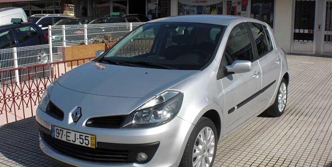 Renault Clio 1.5 dCi Confort (85cv) (5p)