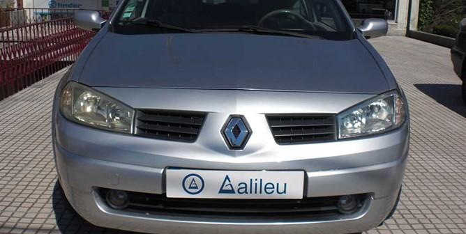 Renault Mégane 1.5 dCi Confort (100cv) (3p)