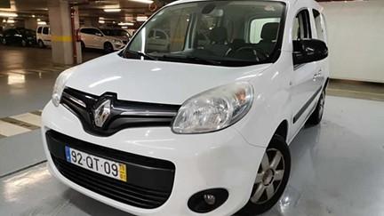 Renault Kangoo Kangoo 1.5 dCi Dynamique S/S (90cv) (5p)
