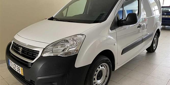 Peugeot Partner 1.6 BlueHDI L1 (100 Cv) (3L)